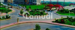 Gulberg Residencia  Block C 7 Marla Plot Islamabad For Sale
