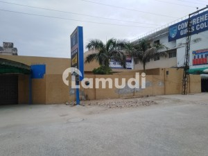 3.5 Kanal Commercial Building For Rent Manzoor Colony Main Road Near 47 Pull Sargodha