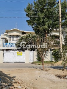 Centrally Located Upper Portion In Model Town A Is Available For Rent