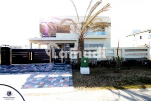 Dha Phase 6 1 Kanal Brand New Beautiful House For Sale