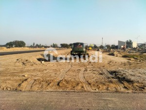 4 Marla Commercial Plot For Sale In Etihad Town Phase 2 At Lahore