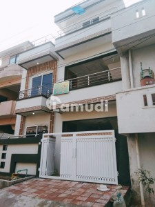 5 Marla Brand New Double Storey House For Sale At Airport Housing Society Sector 4
