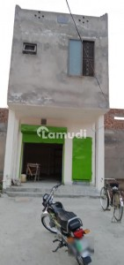 2 Marla Commercial Hall For Rent