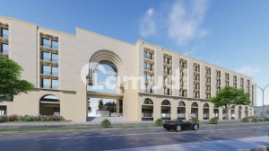 Flat On 4th Floor For Sale In Business Hub