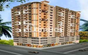 Apartment Type C  9th to 12th Floor For Sale In Milestone Residency