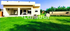 2 Kanal 8 Marla Farm House For Sale Bedian Road Lahore