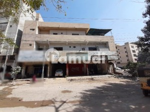 North Nazimabad Building Sized 3240  Square Feet For Sale