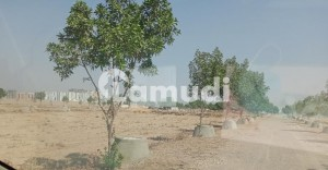 400 Square Yard Plot For Sale 150 Ft Road Facing