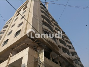 Basit Tower Flat Is Available For Sale