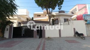 Double Storey House For Commercial Use Is Available For Rent
