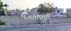 5 Marla Ready For Possession Plot Available In Park View Villas Tulip Block