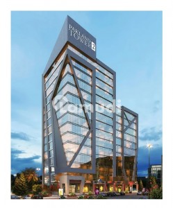 Pak Land Tower 2 Office For Sale  On Instalments