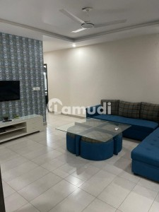 Fully Furnished Outclass Brand New 2 Beds Apartment