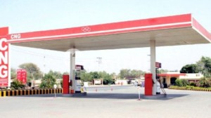 CNG Station 3 Kanal Land With 2 Compressor