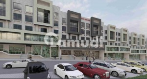 516 Square Feet Shop For Sale At Affordable Price On Installments In Bahria Enclave