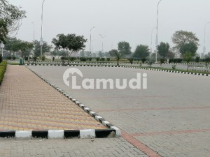 5 Marla Plot File On Easy Installments In Lake City  Sector M7  Block D