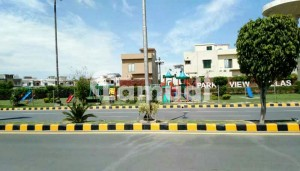 Plot Between Houses Tulip Block Prime Location Of Society Best For Living Purpose