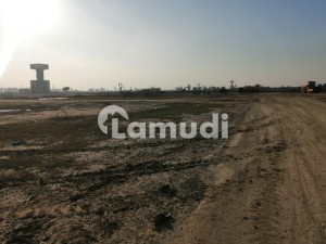 Non Possession Plot On Ground Road Level For Sale In DHA Phase 8