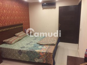 1 Bed Fully Furnished Flat For Rent In Sector C Bahria Town Lahore