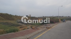 10 Marla Residential Plot No 5 Available In Bahria Sector A 1