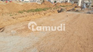 10 Marla Residential Plot No 603 boulevard Available In Bahria Sector F 3
