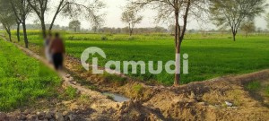 Vehari Road Agricultural Land Sized 126000 Square Feet Is Available