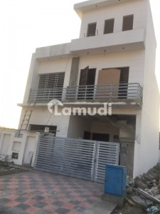 5 Marla Newly Constructed House For Sale In Naval Anchorage Islamabad