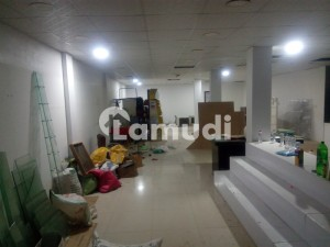 Semi Furnished Hall At 3300 Sqft For rent