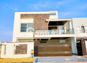 Brand New 10 Marla House Double Unit 5 Bed