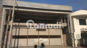 12 Marla Plaza Available On Rent For Multinational Companies At Ideal Location Of Jinnah Colony Faisalabad