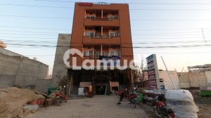 1200 Sq.ft Fully-Equipped Commercial Plaza Is Available For Sale In Soan Garden Block H Islamabad