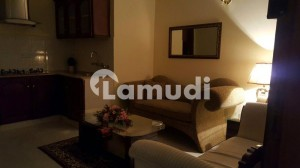 1 Bedroom Furnished Apartment For Rent In F11 Markaz