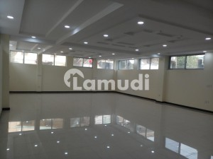 F11 New Plaza 2000 Sq Ft Ground And First Floor Is Available For Rent