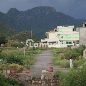 Residential Corner Plot For Sale In Sector D12 Islamabad