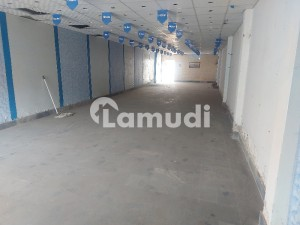 A Centrally Located Shop Is Available For Rent In Multan