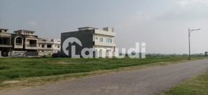 Marla Residential Plot For Sale On Faisal Town A Block