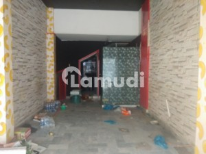 Shop For Sale In Zamzama Commercial Area