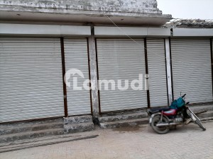 Shop Available For Sale On Jaranwala Road