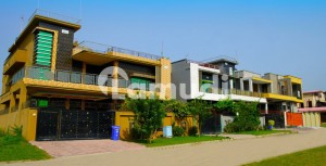 10 Marla Developed Possession Plot For Sale In T Block Gulberg Residencia Islamabad