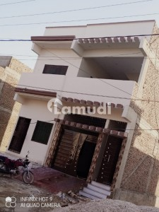 120 Yard Double Storey Bungalow For Sale In Hussain City Qasimabad Hyderabd