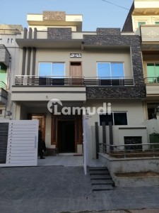 4 Marla Brand New Double Storey Full House For Sale In G-13