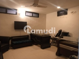 40x80 Sq. Feet Ideal Location Tile Flooring Triple Storey Front Back Both Open House For Sale