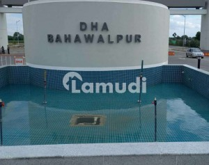 1 Kanal Plot Located At 250 Sq Ft Road Approach Sector N In Dha Defence Bahawalpur Is Available