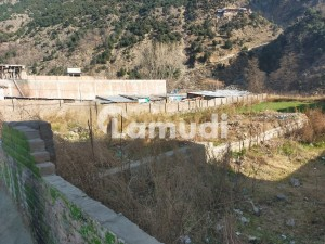 21000 Sq Feet Commercial Plot For Sale In Bahrain Swat Kpk