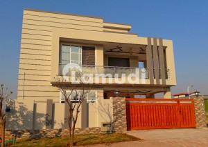 Beautiful 10 Marla Brand New House For Sale Bahria Town Phase 8 Sector F1 Rawalpindi