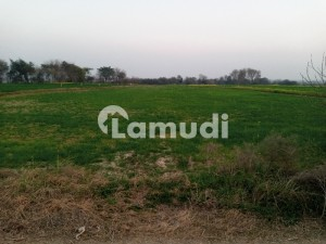 Stunning Agricultural Land Is Available For Sale In Fateh Jang Road