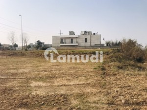 DHA Phase 2 For Sale 2 Kanal Plot In Sector E Club Avenue