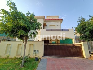 Ideal Location Ten Marla 5 Bedroom Double Unit House For Sale In Bahria Enclave Islamabad Sector C1