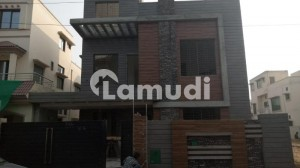 Bahria Town Sector D Block Dd 10marla House Brand New