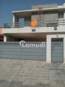 4500  Square Feet House Is Available For Rent In Soan Garden